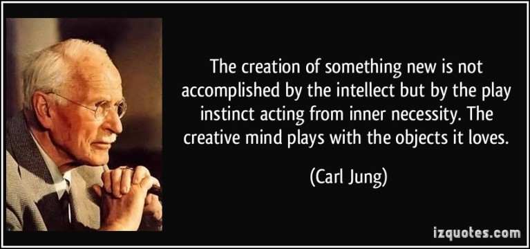 quote-the-creation-of-something-new-is-not-accomplished-by-the-intellect-but-by-the-play-instinct-acting-carl-jung-97824